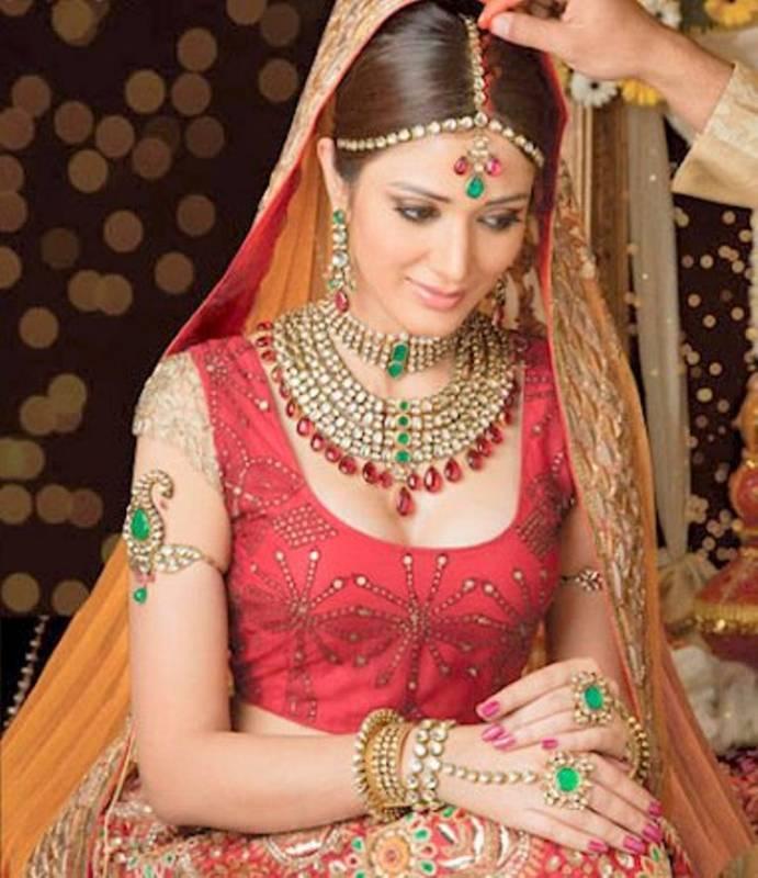 Modern Indian Wedding Jewellery: Modern Designs Inspiring A Whole New Range Of Bridal Sets