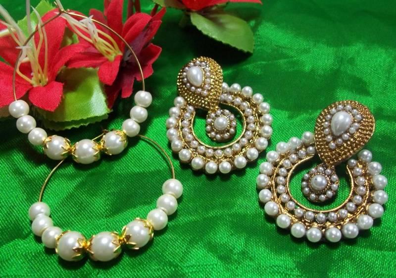 Buying earrings online