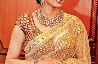 Designer sarees Blouse