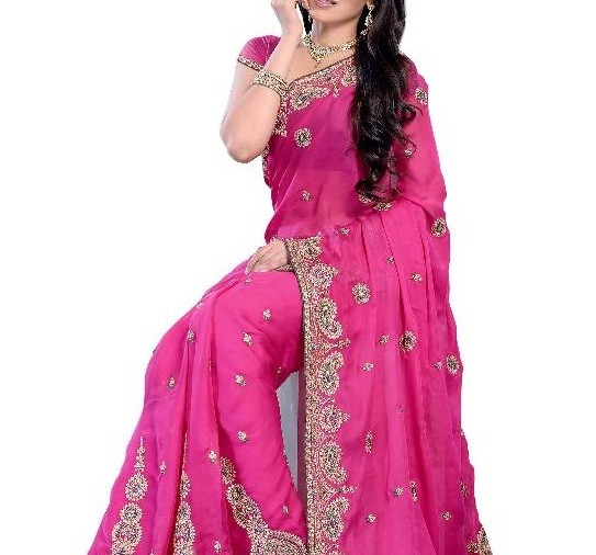 from chiffon sarees to silk sarees to half sarees keep up with the new