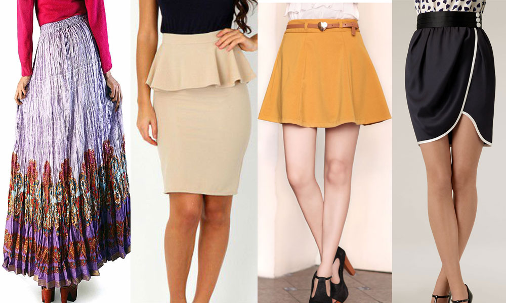 skirts online
