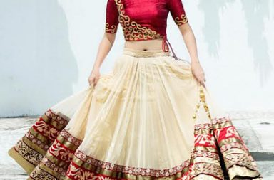 bridal lehenga with blouse
