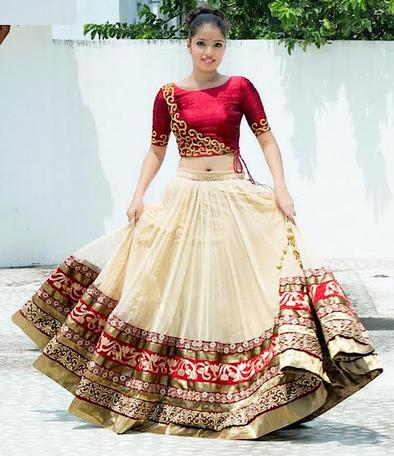 bridal lehenga with blouse