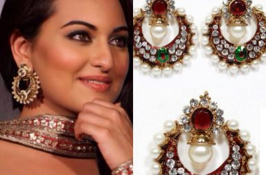 bollywood replica earrings