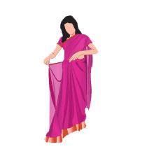 drape-saree