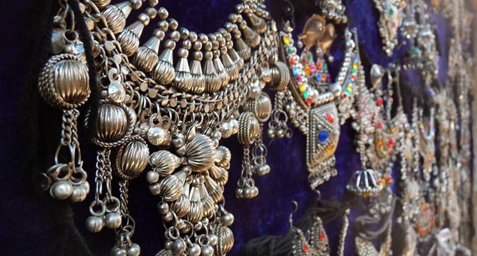 Dandiya Nights Fashion Scene