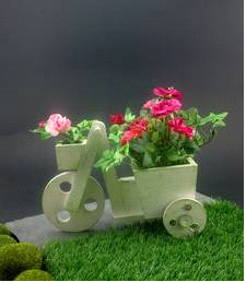 Red Rose cart