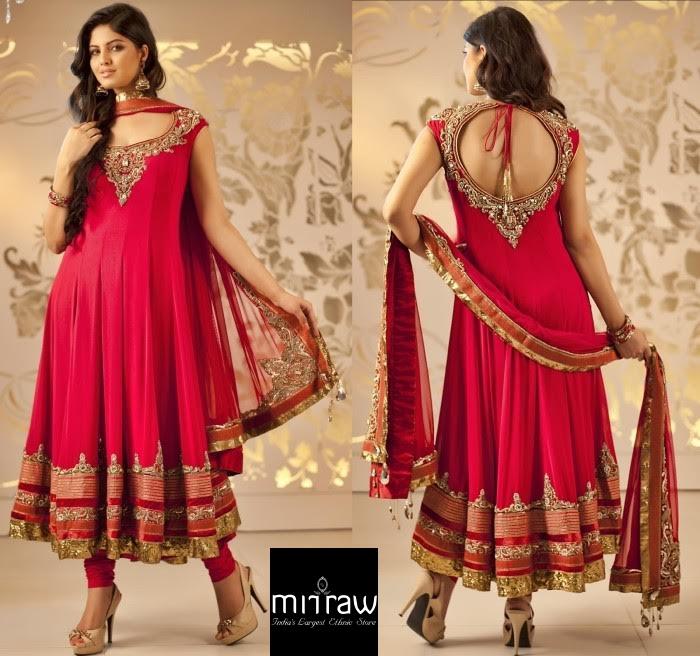 20 Latest Salwar Suit Designs Trending Now In India - StyleCraze 28