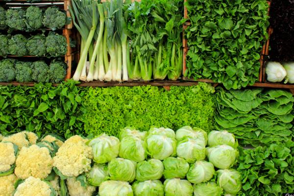green-vegetable