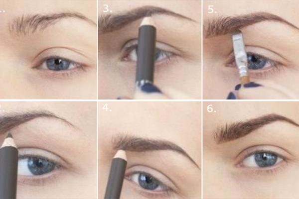 pencil-eyebrow