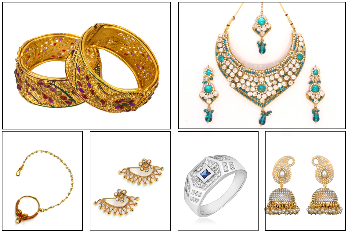 5 Most Famous Gold Jewellery Pieces in India