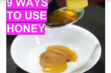 9-Ways-to-use-Honey