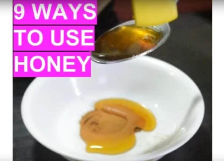 9-Ways-to-use-Honey