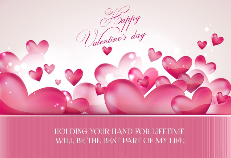 Quotes On Valentines Day | Happy Valentine S Day Lovely Quotes Images And Wishes