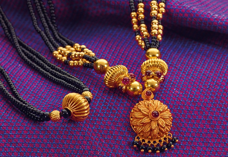 10 Classic Yet Trendy Maharashtrian Mangalsutra Designs