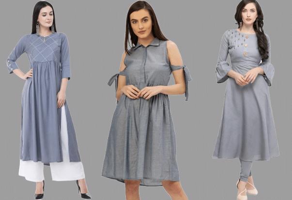 21 New Designer Kurti Neck Design Catalogue For You
