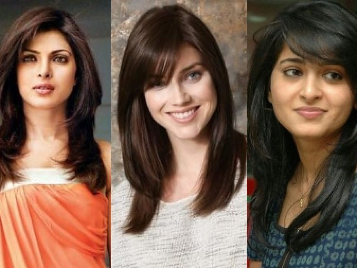 9 different feather cut styles which enhance your look
