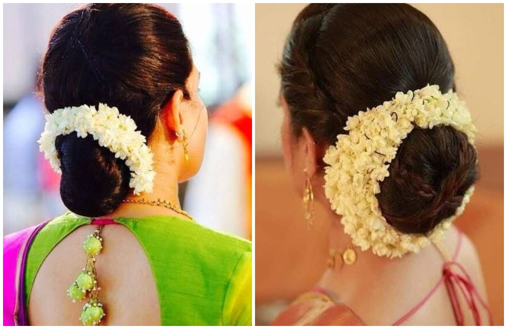 21 Simple Indian Hairstyle For Saree