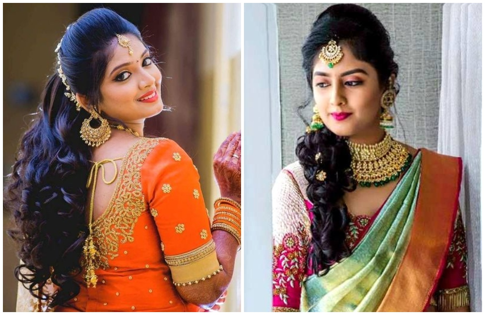 saree in plus hot size indian women