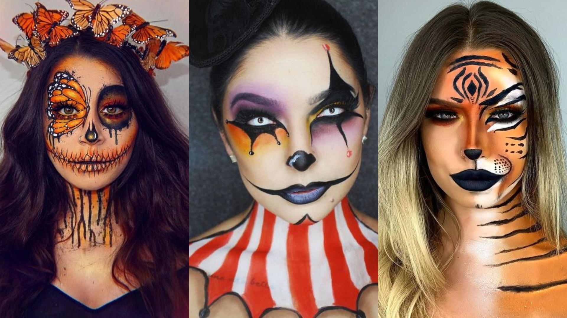 20 Halloween Makeup Ideas to Rock The Floor
